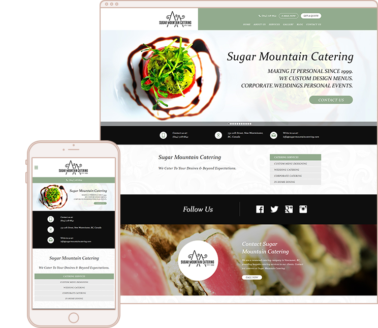 Sugar Mountain Catering